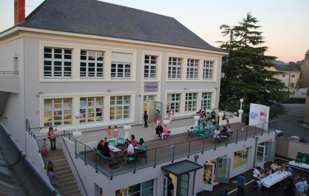 IFF Europe : une école pas comme les autres